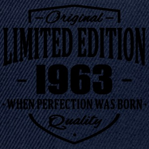 Limited Edition 1963 T-Shirts - Snapback Cap