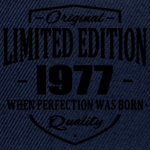 Limited Edition 1977 T-Shirts - Snapback Cap