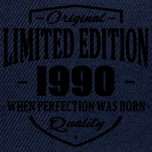 Limited Edition 1990 T-Shirts - Snapback Cap