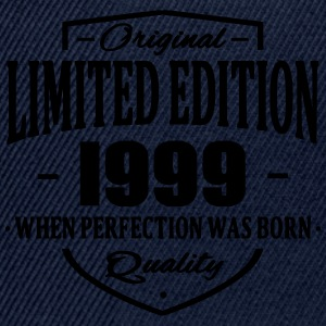 Limited Edition 1999 T-Shirts - Snapback Cap