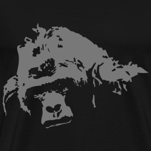 gorilla Hoodies & Sweatshirts - Men's Premium T-Shirt