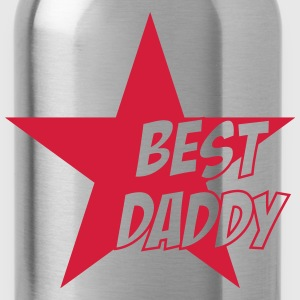 Best Daddy  Aprons - Water Bottle