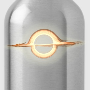 Black hole, Portal, Infinity, Universe, Outer Space T-Shirts - Water Bottle
