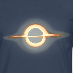 Black hole, Portal, Infinity, Universe, Outer Space Tee shirts - T-shirt manches longues Premium Homme