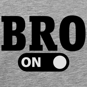 Bro on Topper - Premium T-skjorte for menn