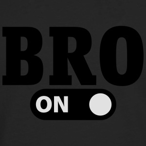 Bro on Shirts - Men's Premium Longsleeve Shirt