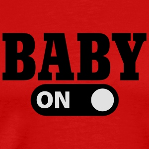Baby on Tank Tops - Men's Premium T-Shirt
