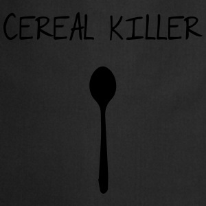 Cereal Killer T-Shirts - Cooking Apron