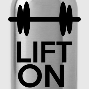 Lift On Felpe - Borraccia