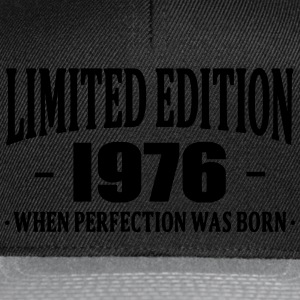 Limited Edition 1976 Tee shirts - Casquette snapback