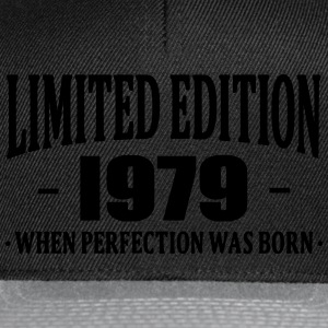 Limited Edition 1979 T-Shirts - Snapback Cap
