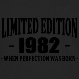 Limited Edition 1982 T-Shirts - Men's Premium Longsleeve Shirt
