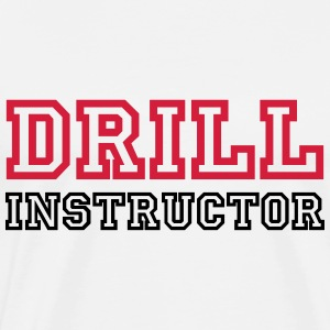 Drill Instructor Langarmshirts - Männer Premium T-Shirt