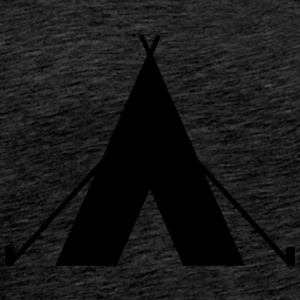 Tent Hoodies & Sweatshirts - Men's Premium T-Shirt