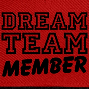 Dream Team Member T-Shirts - Snapback Cap