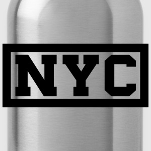NYC Pullover & Hoodies - Trinkflasche