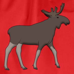 Moose goes T-shirts - Gymnastikpåse