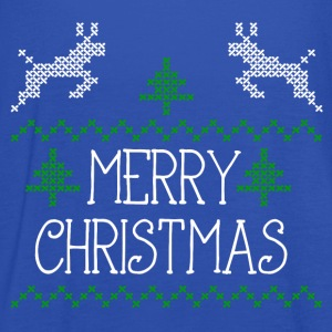 Merry Christmas design I Shirts - Women's Tank Top by Bella