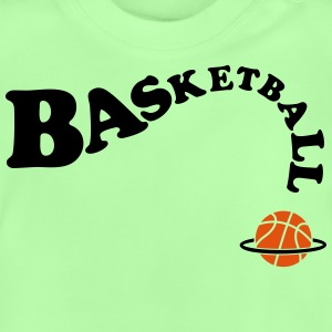 Basket-ball basket jeu de basketball Balle ball  Tee shirts - T-shirt Bébé