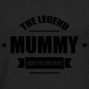 Mummy, The Legend ! T-skjorter - Premium langermet T-skjorte for menn