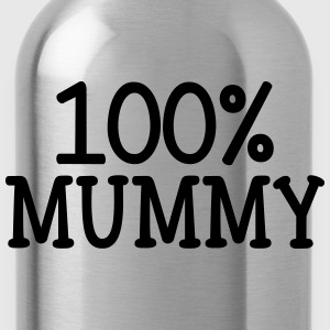 100% Mummy T-shirts - Drinkfles