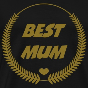 Best Mum  Aprons - Men's Premium T-Shirt