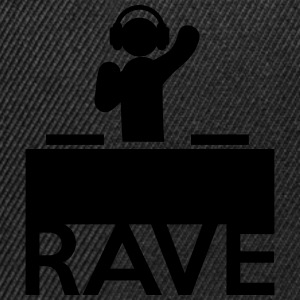 Rave On T-Shirts - Snapback Cap
