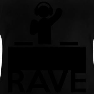 Rave On Tee shirts - T-shirt Bébé