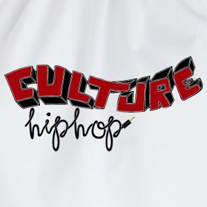 Culture HIP HOP - Sac de sport léger