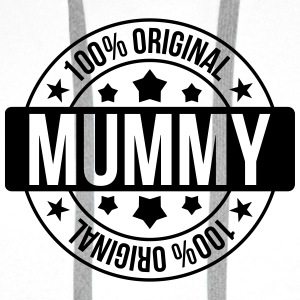 Mummy Mugs & Drinkware - Men's Premium Hoodie