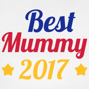Best Mummy 2017  T-shirts - Basebollkeps