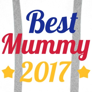 Best Mummy 2017  Mugs & Drinkware - Men's Premium Hoodie