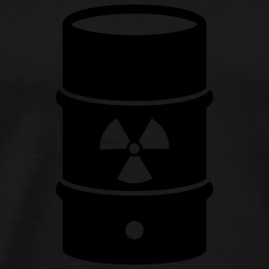 Nuclear waste Long Sleeve Shirts - Men's Premium T-Shirt