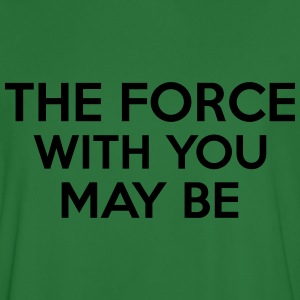 The Force With You May Be Gensere - Fotballdrakt for menn