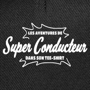 Conducteur Tee shirts - Casquette snapback