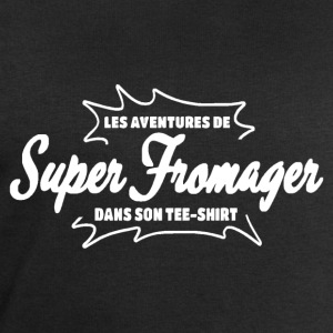 Fromager Tee shirts - Sweat-shirt Homme Stanley & Stella