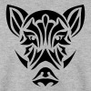 sanglier tribal tete tattoo 19093 Sweat-shirts - Sweat-shirt Homme
