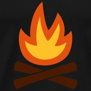 Campfire Tops - Men's Premium T-Shirt