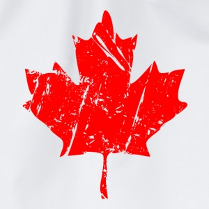 Maple Leaf - Canada - Ahornblatt T-Shirts - Turnbeutel