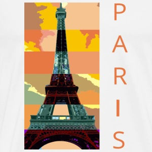 Paris Mugs & Drinkware - Men's Premium T-Shirt