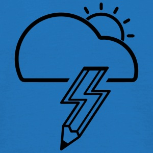Creative Storm Umbrella - Men's T-Shirt
