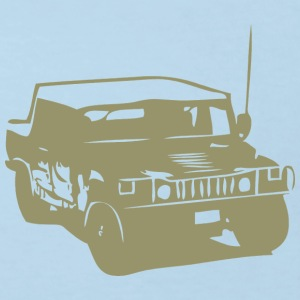 Jeep Hummer H1  - Kinder Bio-T-Shirt