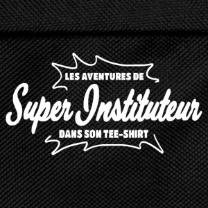 Instituteur Tee shirts - Sac à dos Enfant