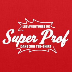 Prof Tee shirts - Tote Bag