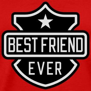 Best Friend ever Manches longues - T-shirt Premium Homme