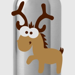 reindeer rendier Sweaters - Drinkfles