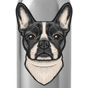 French Bulldog T-Shirts - Water Bottle