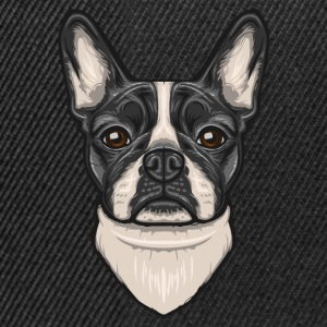 French Bulldog T-Shirts - Snapback Cap