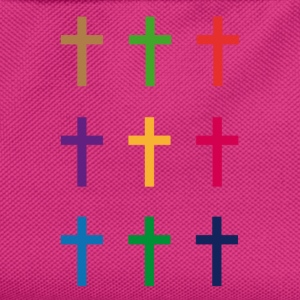Crosses Stained Tee shirts - Sac à dos Enfant
