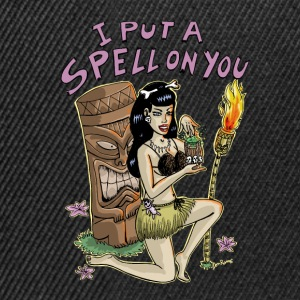 i put a spell on you Sweat-shirts - Casquette snapback